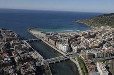 Vista panoramica de Donostia - San Sebastian Vista panoramica de Donost...