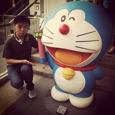 #doraemon #life #love #childhood #best #bestoftheday #instadaily #instamood #instagood #instameet #summer #great #memory #bestofday #100th #birthday #japanese #famous #popular #comics #cartoon - @marcohcl- #webstagram