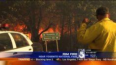 Rim Fire in Yosemite Burns 149,000 Acres