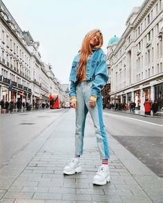 """5,080 Likes, 109 Comments - Olivia Frost (@oliviabynature) on Instagram: """"Stomping around London Town The story of Liv Vs. Some big bad assss shoes today!!!!"""""""