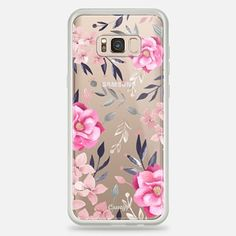 Samsung Galaxy S8+ Case Blush+Pink
