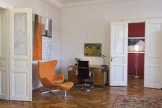 Boutiquehotel Wien, Altstadt Vienna, Suite Privée, Wohnzimmer