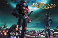 DRAGOON TÉLÉCHARGER ISO FR LEGEND OF