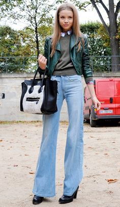 Denim Trends That You've Got to Try This Fall ...