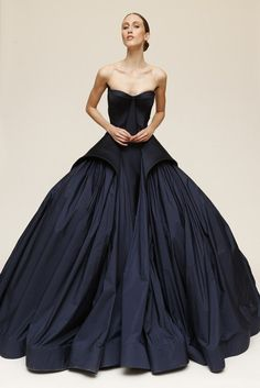 Zac Posen Resort 2015 - Slideshow - Runway, Fashion Week, Fashion Shows, Reviews and Fashion Images - http://WWD.com