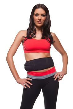 79ee530fef The Flex Belt Flex System Abdominal Toning Belt. Abs Exercise