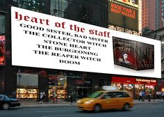 Heart of the Staff by Carol & Tom Phipps. Complete series.