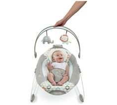 Buy Ingenuity SmartBounce Automatic Bouncer - Candler at Argos.co.uk, visit Argos.co.uk to shop online for Baby bouncers, Baby bouncers and swings, Baby toys, Baby and nursery