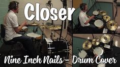 Nine Inch Nails - Closer (To God) Drum Cover