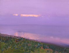 Evening in the Konstantinovo     Bato Dugarzhapov