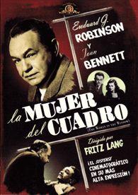 La mujer del cuadro (1944) EEUU. Dir: Fritz Lang. Suspense. Cine negro - DVD CINE 512