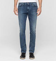 CALVIN KLEIN JEANS Slim Straight Jeans J3EJ301642793