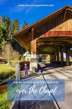 Hiking in the Emmental: From Eggiwil to the Chapf Hiking With Kids, Go Hiking, Hiking Tips, Travel With Kids, Asphalt Road, Der Bus, Best Hikes, Nice View, Where To Go