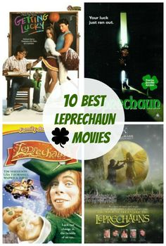 10 best Leprechaun movies – In our spare time – Find Your St Patrick's Day Activities St Patrick's Day Movies, Best Kid Movies, Good Movies, St Pattys, St Patricks Day, Saint Patricks, Activities For Teens, Music Activities, Patrick Movie