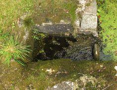 GUICLAN : Fontaine de Kerlann