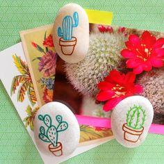 Cacti Doodled Peddles