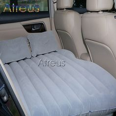 Car-styling Inflatable Car Bed for Back Seat Auto Covers for Bmw Ford Focus Toyota Volkswagen Mercedes Audi Solaris Accessories