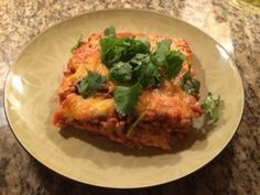 Try this delicious Taco Bake Medifast recipe. This is a lean and green recipe, which is compliant with the Take Shape For Life program.