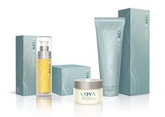 VOYA Spa and Skincare on Packaging of the World - Creative Package Design Gallery