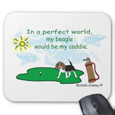 Beagle mouse pad for your work station.