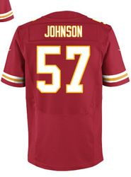 """$78.00--Jovan Belcher Jersey - Elite Red Home Nike Stitched Kansas City Chiefs #59 Jersey,Free Shipping! Buy it now:click on the picture, than click on """"visit aliexpress.com"""" In the new page."""