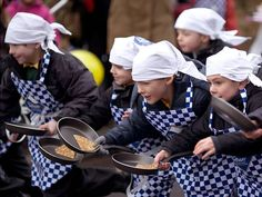 Shrove Tuesday pancake races for FF next year