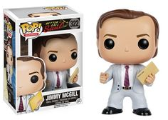 Funko POP TV Better Call Saul - Jimmy McGill 322 Free Shipping #Funko