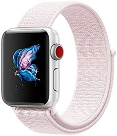 9f1e5c70bd97 Amazon.com  QIENGO For Apple Watch Band 42MM