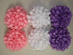 Crochet HeadBand And Korker HairBow Set/Hair Accessories/Newborn/Toddler/Infant $15.00
