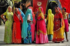 Colors of India door Margarita Trull Bosch