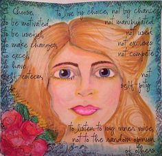 My name is Sally Lynn MacDonald and this is my first project to share with you as a guest designer with Faber-Castell Design Memory Craft. I have created an art journaling page today using several mediums in combination to show you how well they work together. This page is the...