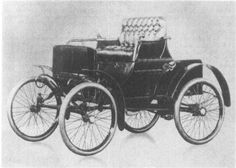 On November 6, 1899, James Ward Packard test-drove his first Packard automobile.