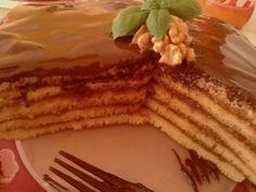 Hungarian Recipes, Hungarian Food, Pancake Dessert, Crepes, My Recipes, Pancakes, Pudding, Breakfast, Sweet Dreams