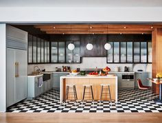 Where the Stars Cook: 10 Stunning Celebrity Kitchens | Apartment Therapy