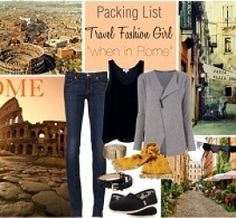 Travel Fashion Girl provides four unique functional and fashion packing lists that you can customize to meet your needs and your personal travel style. Just as each girl is unique, one general packing list does not work for every individual. One size does NOT fit all.