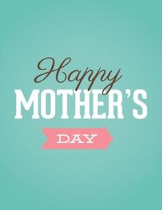 Happy Mother's Day eGifter greeting card!