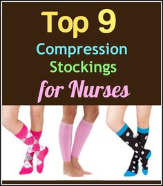 If you don't wear compression stockings, but are planning to purchase, we suggest the following list of nine of the best compression stockings/hose/socks for nurses: http://www.nursebuff.com/2014/07/best-compression-stockings-for-nurses/