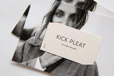 kick pleat by go forth vip card holder   fashion branding