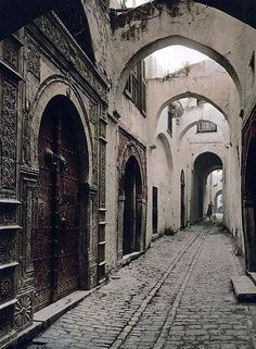 tunisia - 1899