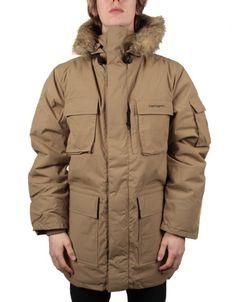 Carhartt Bering Parka - Leather £ 289.95