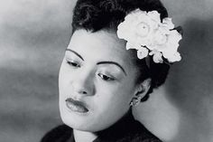 Billie Holiday (Lady Day) remains an inspiration. Her life was tragic and beautiful. Just like her music. Billie Holiday, Her Music, Music Is Life, Gloomy Sunday, Lady Sings The Blues, Bless The Child, Jazz Musicians, Holiday Pictures, Jazz Blues