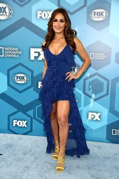 Nikki Bella Photos - Nikki Bella attends FOX 2016 Upfront Arrivals at Wollman Rink, Central Park on May 16, 2016 in New York City. - FOX 2016 Upfront - Arrivals
