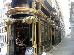 London ~ A local pub by gailf548, via Flickr