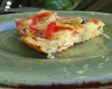 Yummy pepper jack frittatas - phase 1 south beach diet
