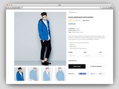 E-commerce Project WIP