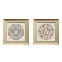 Lakai Circle Wall Art - www.BedBathandBeyond.com