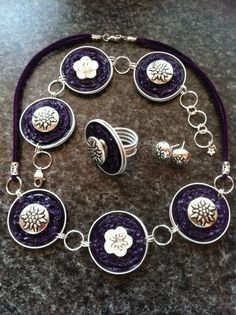Diy Nespresso, Homemade Jewelry, Bijoux Diy, Schmuck Design, Beads And Wire, Jewelry Stores, Jewelry Crafts, Jewelry Making, Facebook
