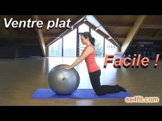Fitness Studio By Lucile - Gym avec ballon - Envie d'exercices Swiss Ball po. Sports Party, Kids Sports, Exercices Swiss Ball, Fitness Gifts, Sport Quotes, Health Promotion, Fitness Studio, Pilates Workout, Workouts