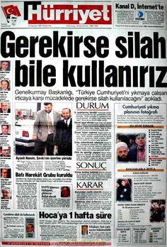 Hürriyet gazetesi 12 haziran 1997