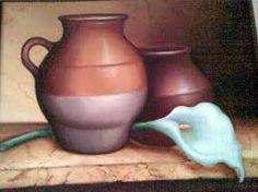 Resultado de imagen para imagenes dibujo de tinajas Still Life, Watercolor, Painting, Home Decor, Craft, Google, Decorative Vases, Calla Lilies, Canvas Art